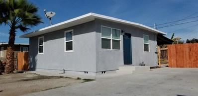 4576 F St, San Diego, CA 92102 - MLS#: 170058719