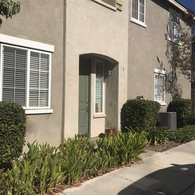 1460 Levant Lane UNIT 6, Chula Vista, CA 91913 - MLS#: 170058889