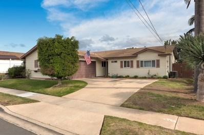 1339 Tradewind Ave, San Diego, CA 92154 - MLS#: 170059050