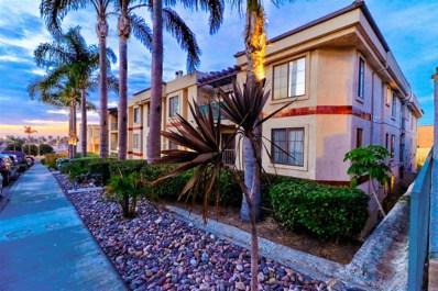 4452 Mentone Street UNIT 203, San Diego, CA 92107 - MLS#: 170059060