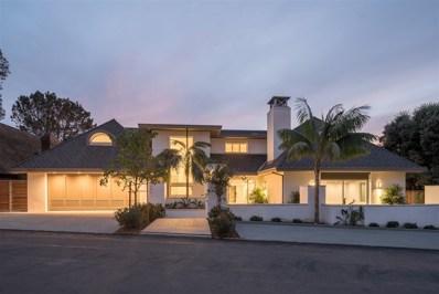 7750 Lookout Drive, La Jolla, CA 92037 - MLS#: 170059065