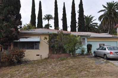 2458 Buena Vista Ave, Lemon Grove, CA 91945 - MLS#: 170059084