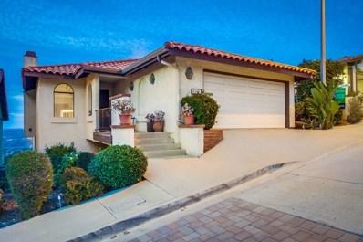 6166 Caminito Sacate, San Diego, CA 92120 - MLS#: 170059154