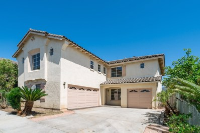 2055 Crystal Clear Dr, Spring Valley, CA 91978 - MLS#: 170059177