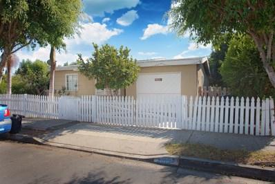 3915 F St, San Diego, CA 92102 - MLS#: 170059178