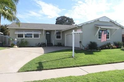6901 51st Street, San Diego, CA 92120 - MLS#: 170059197
