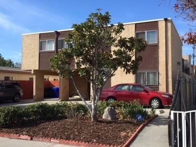 4468 36th St. UNIT 4, San Diego, CA 92116 - MLS#: 170059229