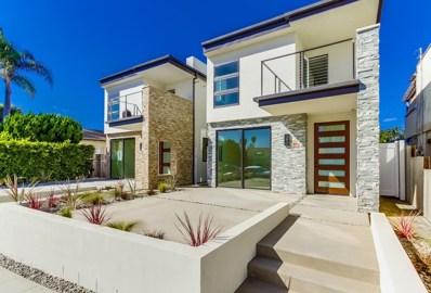 322 Nautilus Street, La Jolla, CA 92037 - MLS#: 170059246
