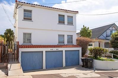 2149 Front Street #59, San Diego, CA 92101 - MLS#: 170059257