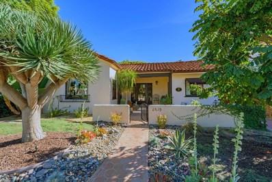 2435 Bancroft, San Diego, CA 92104 - MLS#: 170059266