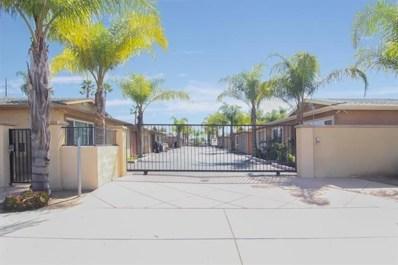 423 S Johnson, El Cajon, CA 92020 - MLS#: 170059293