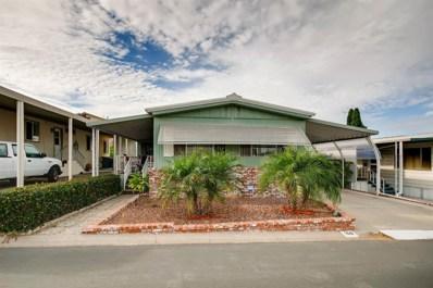 3535 Linda Vista Rd UNIT 168, San Marcos, CA 92078 - MLS#: 170059357
