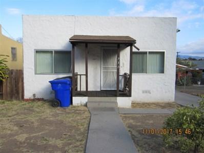 731 Boundary St, San Diego, CA 92102 - MLS#: 170059387