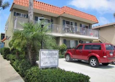 4520 36th St UNIT 9, San Diego, CA 92116 - MLS#: 170059447