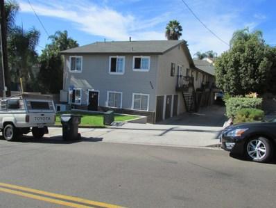 4546 60th St, San Diego, CA 92115 - MLS#: 170059454