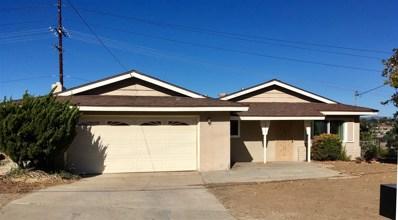 10070 Sierra Bonita St, Spring Valley, CA 91977 - MLS#: 170059600