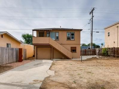615 N Nevada, Oceanside, CA 92054 - MLS#: 170059677