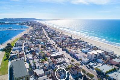 820 Redondo Court, San Diego, CA 92109 - MLS#: 170059748