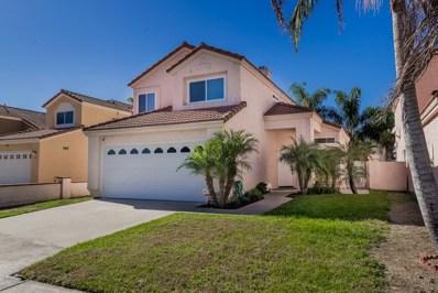 2122 Bluewater Ln, Chula Vista, CA 91913 - MLS#: 170059839