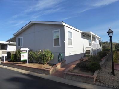 525 W El Norte Pkwy UNIT 318, Escondido, CA 92026 - MLS#: 170059883