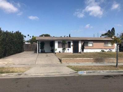 1355 Max Ave, Chula Vista, CA 91911 - MLS#: 170060016