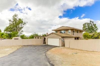 14550 Range Park Rd, Poway, CA 92064 - MLS#: 170060029
