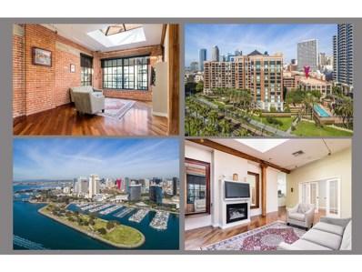 500 W Harbor Drive UNIT 1702, San Diego, CA 92101 - MLS#: 170060187