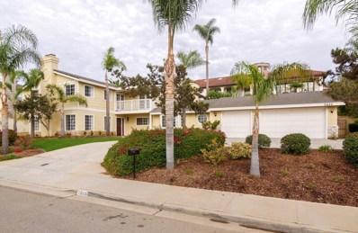 3600 Seaview Way, Carlsbad, CA 92008 - MLS#: 170060246