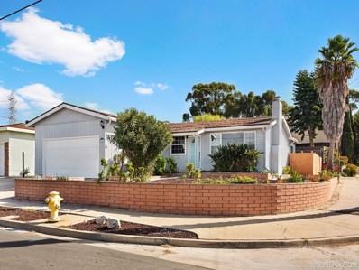 3851 Antiem St, San Diego, CA 92111 - MLS#: 170060413