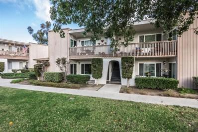 285 Moss St UNIT 40, Chula Vista, CA 91911 - MLS#: 170060646