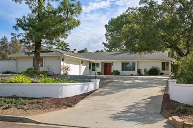16413 Swartz Canyon Rd, Ramona, CA 92065 - MLS#: 170060672