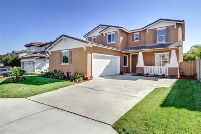 783 Avenida Codorniz, San Marcos, CA 92069 - MLS#: 170060723