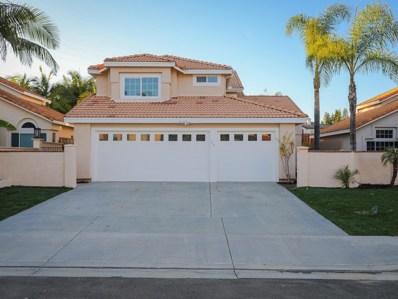 748 Avenida Amigo, San Marcos, CA 92069 - MLS#: 170060761