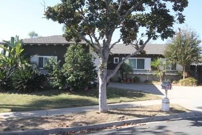 1332 Coy Ct., El Cajon, CA 92021 - MLS#: 170060828