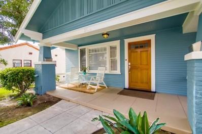 3710 Villa Terr, San Diego, CA 92104 - MLS#: 170060906
