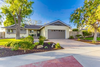 5905 Warren Pl, La Mesa, CA 91942 - MLS#: 170060955