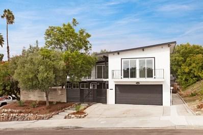 6502 Airoso Ave, San Diego, CA 92120 - MLS#: 170061099