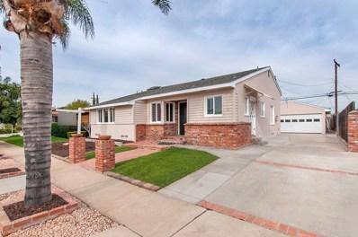 5468 Elgin Ave, San Diego, CA 92120 - MLS#: 170061116