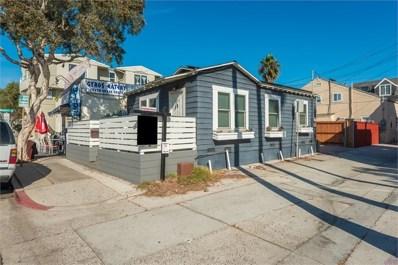 3855 Mission Blvd, San Diego, CA 92109 - MLS#: 170061155