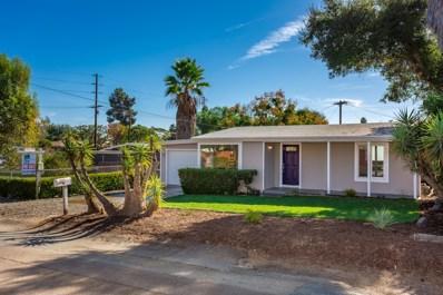 605 Montview Dr, Escondido, CA 92025 - MLS#: 170061224