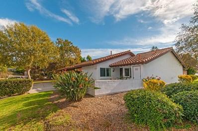 12777 Avenida La Valencia UNIT 166, San Diego, CA 92128 - MLS#: 170061271
