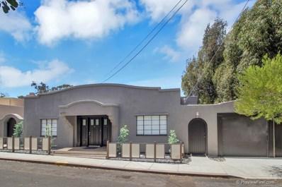4350 Arcadia Dr, San Diego, CA 92103 - MLS#: 170061280