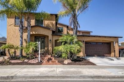 3496 Shawnee Rd., San Diego, CA 92117 - MLS#: 170061337