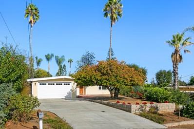 709 W College St, Fallbrook, CA 92028 - MLS#: 170061406