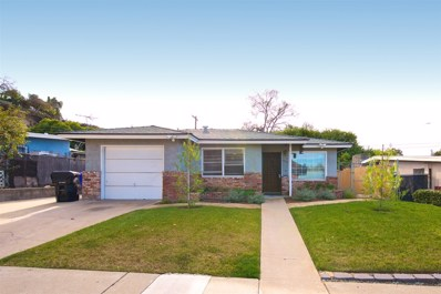 4016 College Ave, San Diego, CA 92115 - MLS#: 170061486