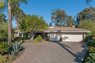 3520 Monte Real, Escondido, CA 92029 - MLS#: 170061593