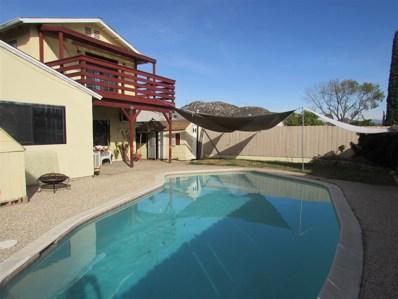 10001 Burrock, Santee, CA 92071 - MLS#: 170061649