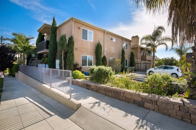 3695 Texas St UNIT 4, San Diego, CA 92104 - MLS#: 170061703