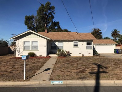 116 Ellery St, Oceanside, CA 92054 - MLS#: 170061809