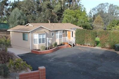 1052 Metcalf St., Escondido, CA 92026 - MLS#: 170061863
